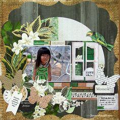 Kaisercraft - Limelight - Kumiko Kimura