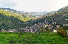 Tortorici, Messina.