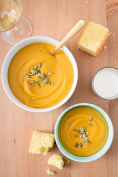 Recipe: Red Lentil Sweet Potato Soup — Quick and Easy Vegetarian Dinners