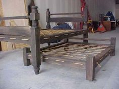 rope bed | Lincoln Rope Bed I