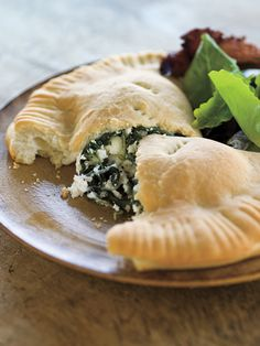 Shop calzone from Williams Sonoma. Our expertly crafted collections offer a wide of range of cooking tools and kitchen appliances, including a variety of calzone. Spinach Calzone Recipe, Empanadas, Spinach Ricotta, Baby Spinach, Brunch, Stromboli, The Best, Cooking Recipes, Pizza Recipes