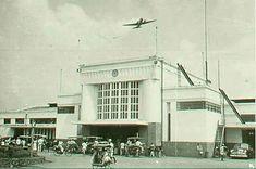 Stasiun Bandoeng (Pintu Selatan) 1920-1940