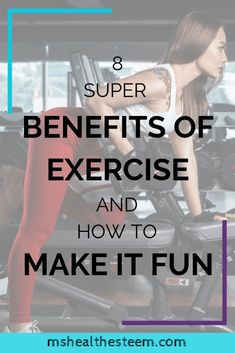 The ultimate exercise motivation! Let's look at the benefits of exercise, how it helps to build a healthy lifestyle and how to create a fun exercise routine Calendula Benefits, Matcha Benefits, Lemon Benefits, Coconut Health Benefits, Health And Wellness, Health Tips, Health Fitness, Holistic Wellness, Fitness Tips