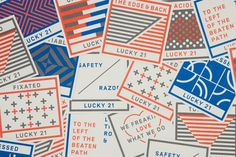 Good design makes me happy: Project Love; Lucky 21
