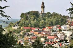 Stramberk. Czech Republic, Paris Skyline, Palace, Places To Go, Dolores Park, Castle, Travel, Times, Image
