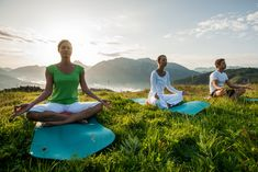 Yoga has a positive effect on our physical as well as psychological health and may ease different kinds of illnesses, such as circulatory disorders, insomnia, anxiety, depression, headaches and back pain. As yoga touches the very core of ourselves, it can bring up certain emotions that may or may not be familiar.    #Austria  http://healinghotelsoftheworld.com/theme-week/yoga-workshop-at-posthotel-achenkirch/