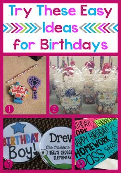 Birthdays are worth celebrating. Check out these easy ideas for celebrating birthdays in the elementary school classroom. Some really great ideas plus enter to win and AMAZING give away.  Read more and sign up at:  http://www.gradeschoolgiggles.com/easy-ideas-for-celebrating-birthdays-in-the-classroom/