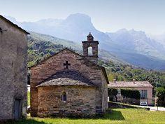 Photo du Monument Historique Chapelle Notre-Dame-des-Neiges situé à Brando ( France ) - X siècle