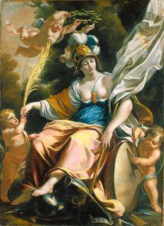 Vouet, Simon (1590 - 1649) - Bellona (1630)