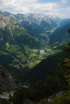 Dalaas im Klostertal The Beautiful Country, Photos, Pictures, Homeland, Austria, Skiing, Images, Europe, River