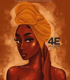 👑🍯U R my african queen 👑 🍯 Do you want prints of her? Black Love Art, Black Girl Art, My Black Is Beautiful, African Girl, African American Art, Drawings Of Black Girls, Colorful Drawings, Arte Black, Black Girl Cartoon