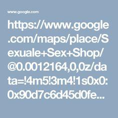 https://www.google.com/maps/place/Sexuale+Sex+Shop/@0.0012164,0,0z/data=!4m5!3m4!1s0x0:0x90d7c6d45d0fe2a4!8m2!3d-21.7851583!4d-43.653837?hl=pt-BR
