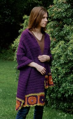 Picture of Crocheted Prayer Shawls