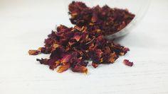 Rose Petals. Dried.