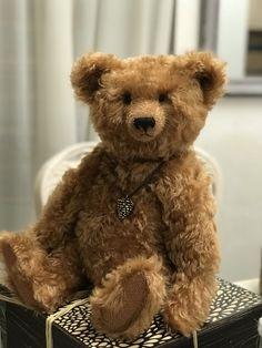 Noel by Anna Rita - Bear Pile Large Teddy Bear, Knitted Teddy Bear, Crochet Teddy, Cute Teddy Bears, Crochet Bear, Bear Theme, Bear Doll, Orangutan, Panda Bear