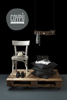 COYPÙ's Grey set >> Styling: Elsa Cresti / Photographer: Camilla Catrambone (http://www.behance.net/lacatra)