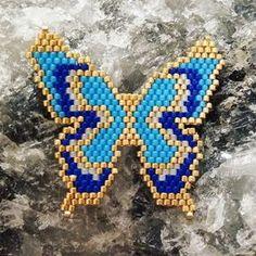 #kelebek #butterfly #miyuki #miyukibeads #miyukijewelry #miyukitakı #kolye #broş #handmade #elyapımı #accessories #accessory #takı #takıtasarımı #tasarım #mavi #peyote #iyigeceler #goodnight #mavi #gunaydın #goodmorning #stil #tarz #2018