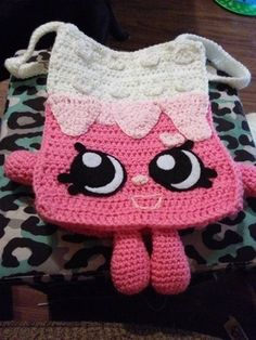 shopkins crochet pattern - Google Search