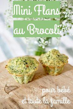 Flan aux brocolis [pour bébé et toute la famille] – Cuisinez pour bébé