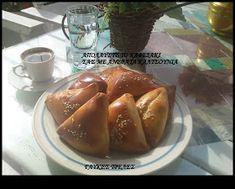 Γλυκές Τρέλες: ΚΑΛΤΣΟΥΝΙΑ ΑΝΕΒΑΤΑ ΚΡΗΤΙΚΑ ΠΕΝΤΑΝΟΣΤΙΜΑ! Baked Potato, French Toast, Potatoes, Baking, Breakfast, Ethnic Recipes, Food, Morning Coffee, Potato