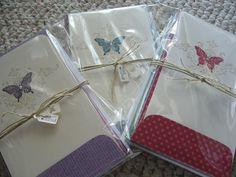 Stampin Up!  Gift Card set