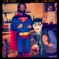 Watch your back Joker!!! Superman is in the house!!!