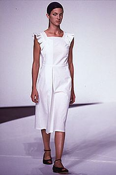Chalayan Spring 2000 Ready-to-Wear Fashion Show - Hussein Chalayan