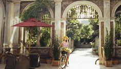 Coppola Hotel in Italy.