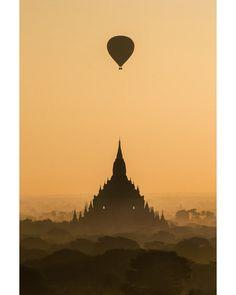"""""""Bagan"""" by Nattapon Sritrairat  Profile: 500px.com/nattaponsritrairat    #500px"""