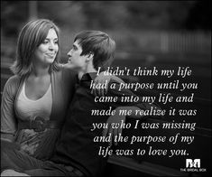 Romantic Love Messages - I Was Missing You Share these super romantic love messages with your sweetheart, and make 'em feel special. Here's a list of 49 mushy romantic love messages just for you! Romantic Lines For Girlfriend, Love Message For Girlfriend, Love Messages For Her, Good Morning Love Messages, Romantic Love Messages, Romantic Love Quotes, Without You Quotes, Love You Quotes For Him, Love Yourself Quotes