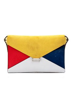 Style.com Editors Picks for #handbags this Spring - Color Blocking - very 80s! Check out my blog on the vintage inspiration for this piece! www.thriftinginthelou.blogspot.com