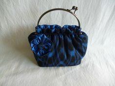 Frill Top Silk Evening Bag £28.00