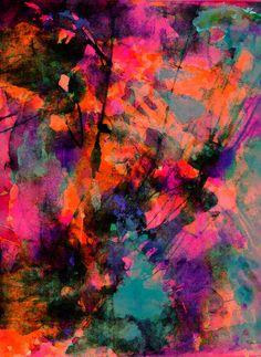 "Firework  by Amy Sia    ART PRINT / MINI (8"" X 10"")  $]16.00"
