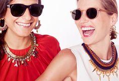 collar necklaces via http://fashionintel.com/page/3/