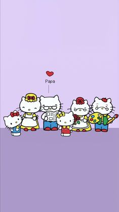 Sanrio Characters, Fictional Characters, Hello Kitty Pictures, Kitty Wallpaper, Snoopy, Kawaii, Friends, Dating, Images Of Hello Kitty