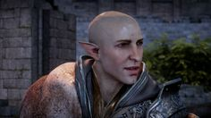 """replicajester: """" Solas has a great smile and is incrediblyfuckingsexy when he does that creeping kneeling thing like when he's in the water and is wearing armor……. Solas Dragon Age, Dragon Age Origins, Dragon Age Characters, Elf Me, Grey Warden, Great Smiles, Imagine Dragons, Tag Art, Art Blog"""