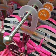 Gymboree Ball-Stopped Slatwall Hooks For Sunglasses