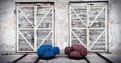 """""""Bulldog"""" lounge-stoler fra LoOok"""
