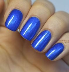 """The Happy Sloths: """"Frostbite"""" from China Glaze: Review and Swatches"""