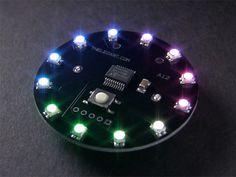 The LED Artist A12 - RGB LED Wearable