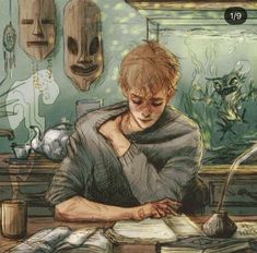 harry potter, remus lupin, and art 圖片You can find Remus lupin and more on our website.harry potter, remus lupin, and art 圖片 Fanart Harry Potter, Remus Lupin, Hogwarts, Desenhos Harry Potter, Wow Art, The Marauders, Fantastic Beasts, Art Inspo, Amazing Art