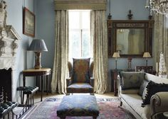 Pimlico | Interior Design | Robert Kime | Uniquely Among Decorators | Eminence In The Profession Via Antique Dealing
