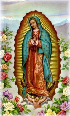 guadalupe - exact picture I used for my tattoo RIP Guadalupe Lupita Maria Rodriguez Calvillo