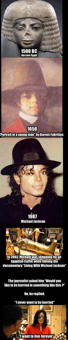 #MichaelJackson  These historical images that look like Micheal really make you think!  But that last picture with his words really makes me sad. Raynetta Manees, Author of #AllForLove