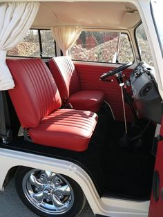 early bay deluxe campervan