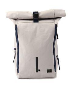 B印 YOSHIDA(×PORTER)のCHARI&CO NYC×PORTER×B印 YOSHIDA RUCK SACKです。こちらの商品はBEAMS Online Shopにて通販購入可能です。