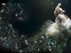 So etheral & mysterious. Zena Holloway