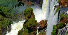 Oparkaa Water Fall, Kauai, Hawaii Detian Waterfall, China Proxy falls, Oregon Mossbrae Falls, California, United States The Krimml Waterfalls, Stadt....
