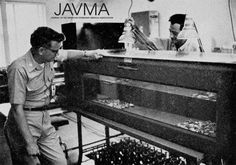 Seven veterinarians were part of the Apollo 11 program, the first manned mission to land on the moon. Major Richard Boster, an Air Force veterinarian pictured at the left here, exposed a variety of cold-blooded invertebrates and fish to lunar material.  https://www.avma.org/News/JAVMANews/Pages/151001h.aspx?utm_source=pinterest&utm_medium=socmed&utm_campaign=vethistory
