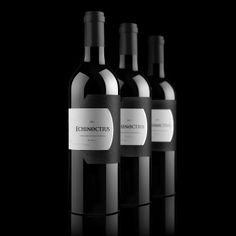ECHINOCTIUS Series of exclusive wines by Valerii Sumilov  http://www.adesignaward.com/design.php?ID=29964